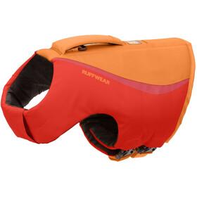 Ruffwear Float Coat, rouge/orange